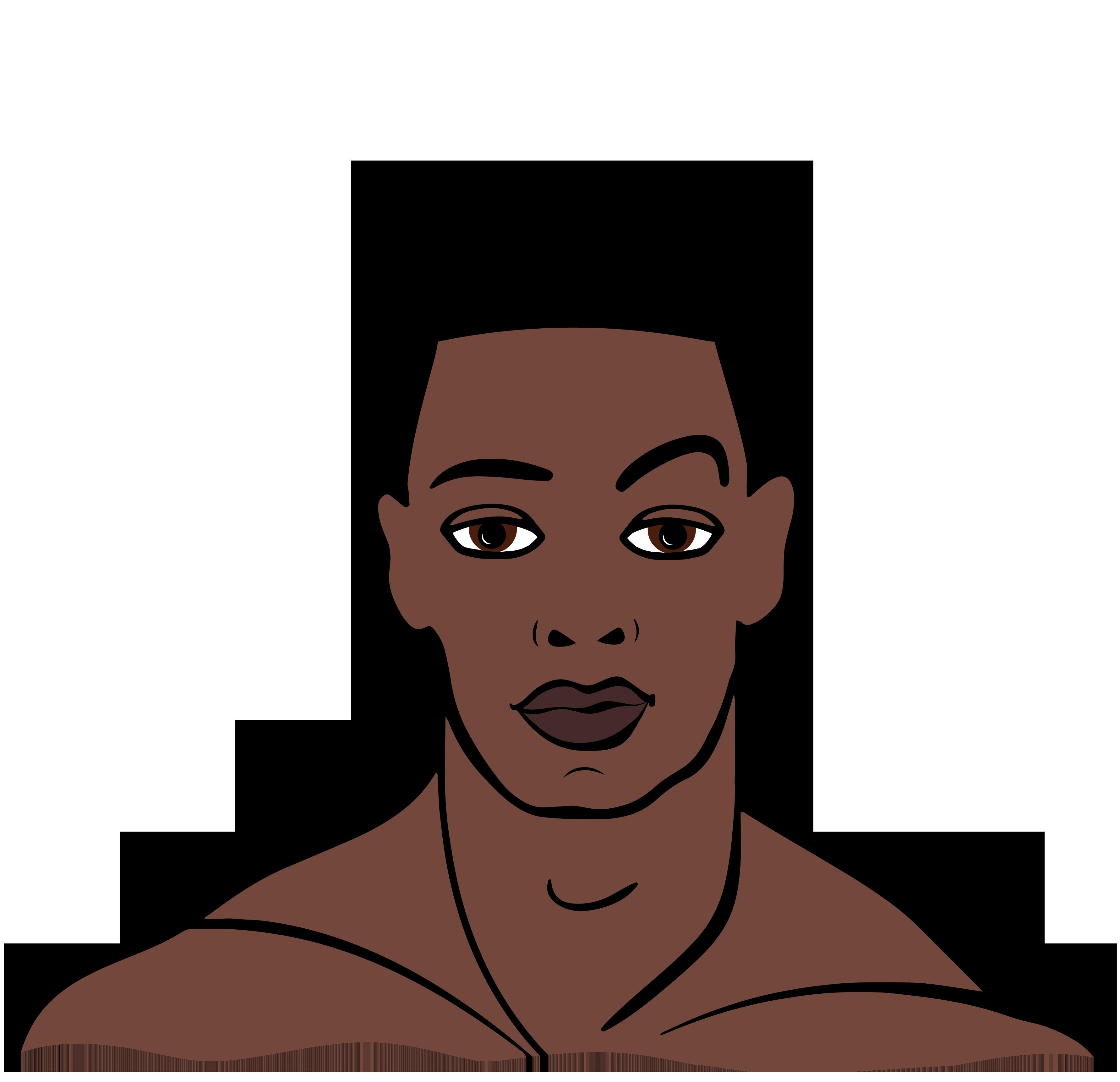 DIDIKO designs Black Man SVG