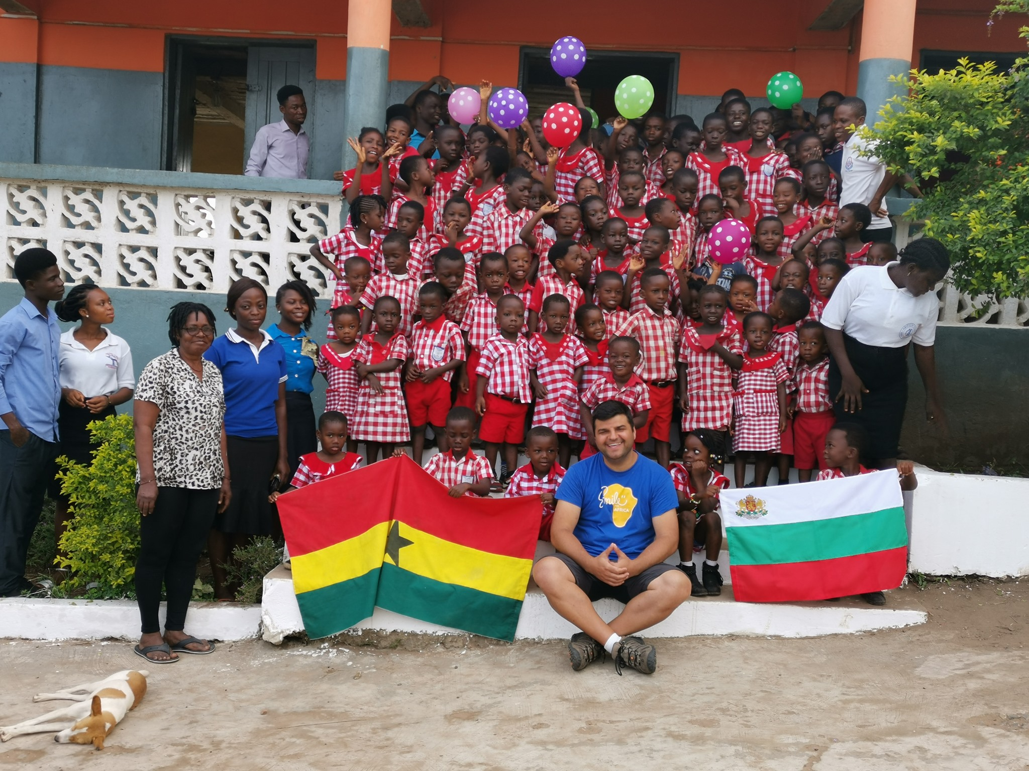 Smile for africa foundation