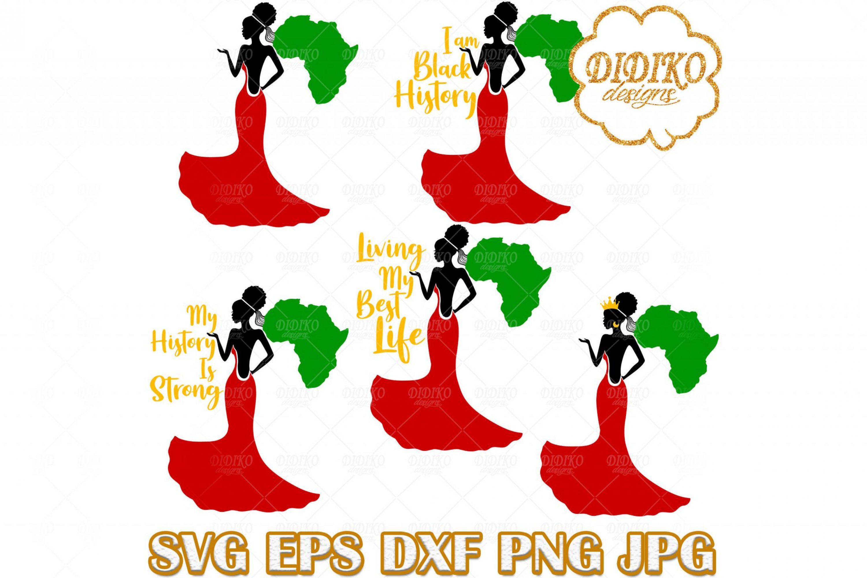Black History Bundle SVG #3, Afro Woman SVG, Black Bride SVG, Black Couple SVG, Afro Wedding SVG, Cricut File