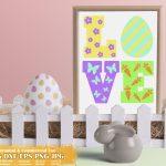 Easter Bundle SVG