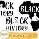 Black History Bundle SVG #1