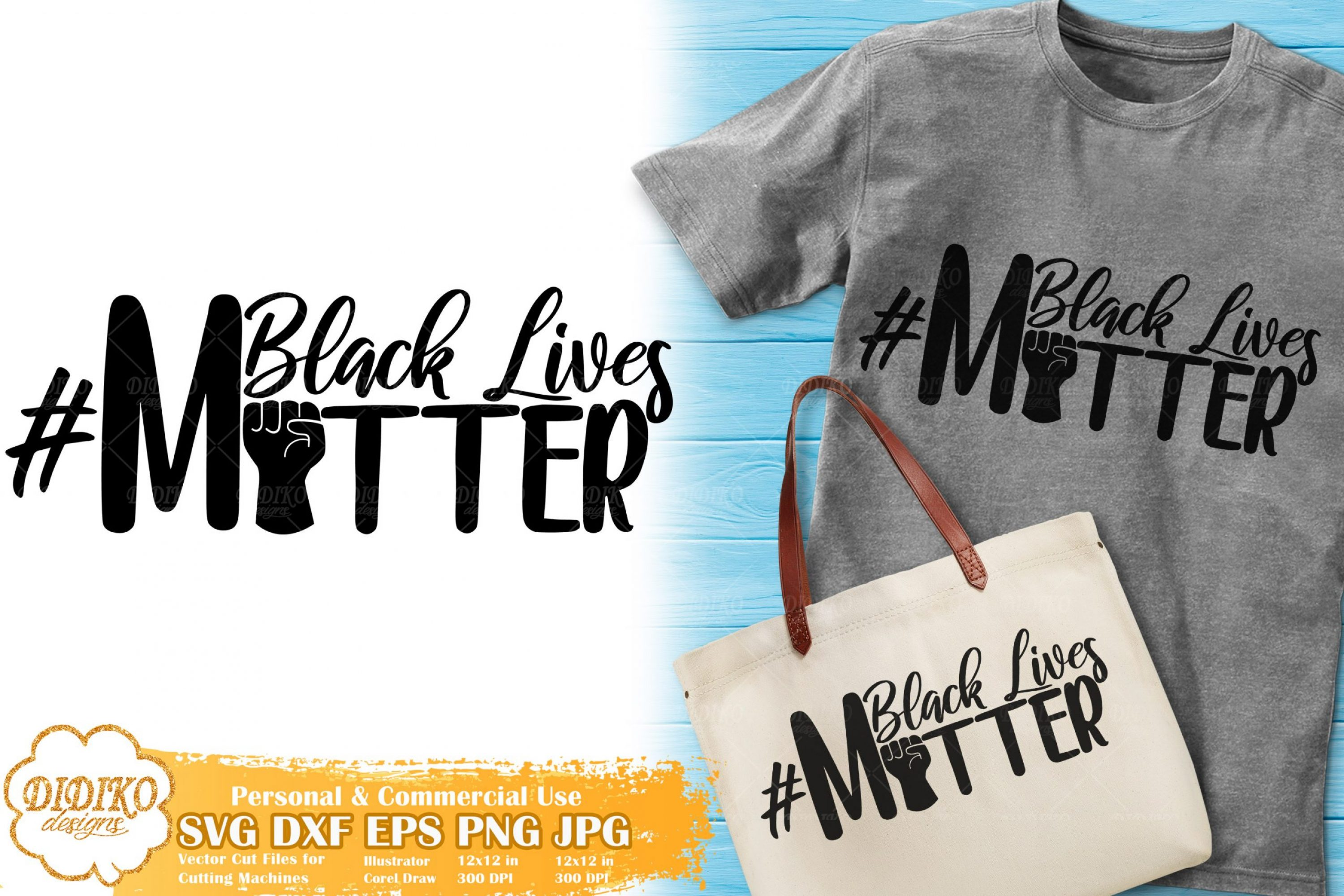 Black Lives Matter SVG #8 | Black Power Pride SVG