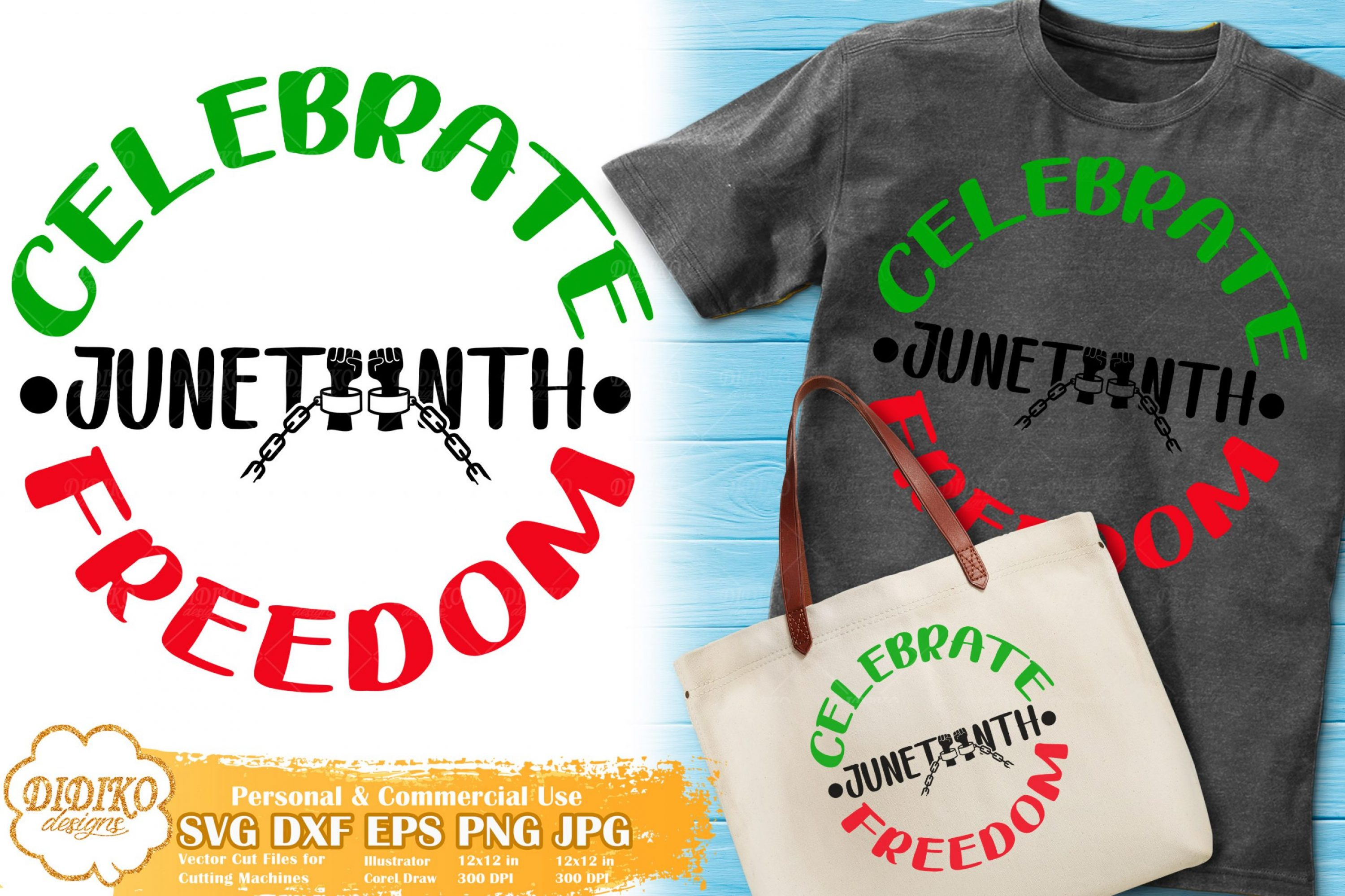 Juneteenth SVG #2 | Raised Fist Svg | Black History Svg
