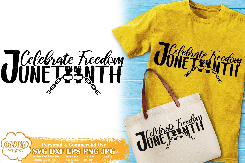 Juneteenth SVG #3 | Raised Fist Svg | Black History Svg