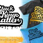 Black King SVG #7