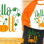 Fall SVG Bundle #1