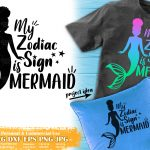 Mermaid SVG Bundle #3