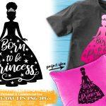 Princess SVG Bundle #3