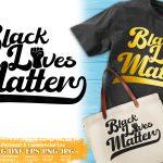 Black Lives Matter SVG #12