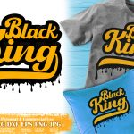 Black King SVG #6