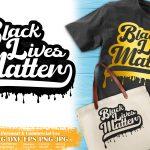 Black Lives Matter SVG #9