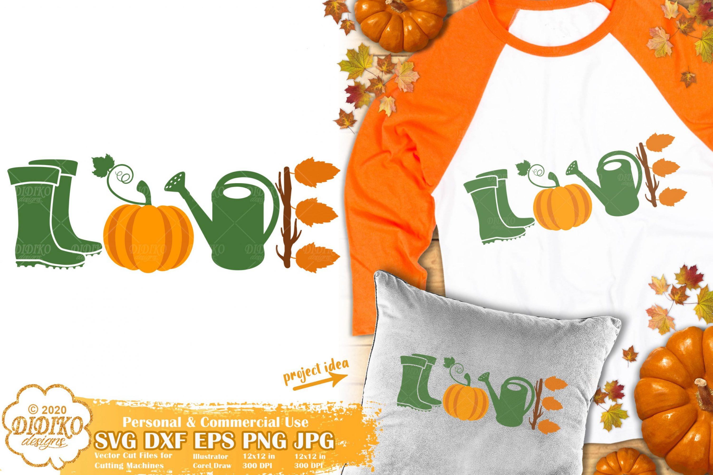 Fall SVG #3 | Harvest SVG | Fall Sign Svg | Autumn Svg
