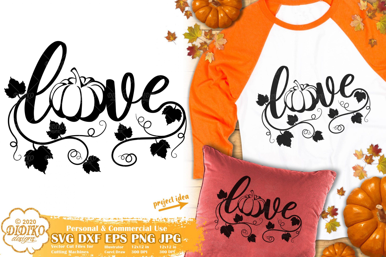 Pumpkin SVG #3 | Thanksgivng SVG Cut File | Fall Svg