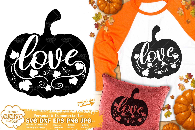 Pumpkin SVG #2 | Thanksgiving Svg | Fall Sign SVG