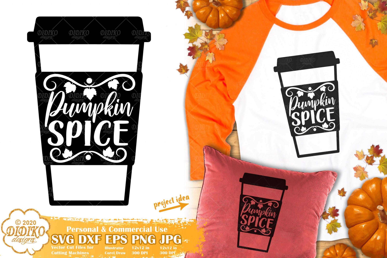 Pumpkin Spice SVG #4 | Fall Quotes Svg | Pumpkin Svg
