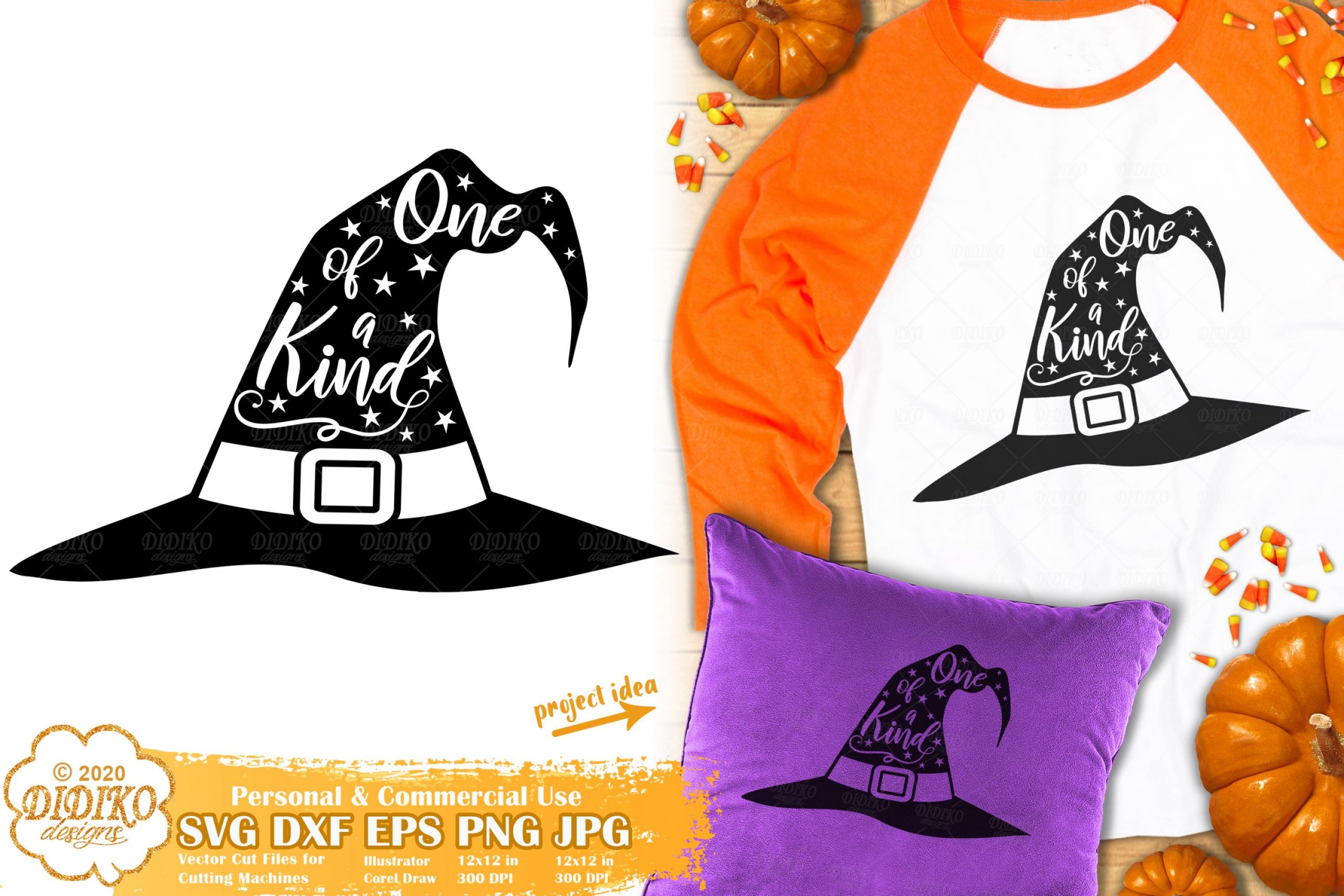Witch Hat SVG | Funny Halloween Quotes SVG Files