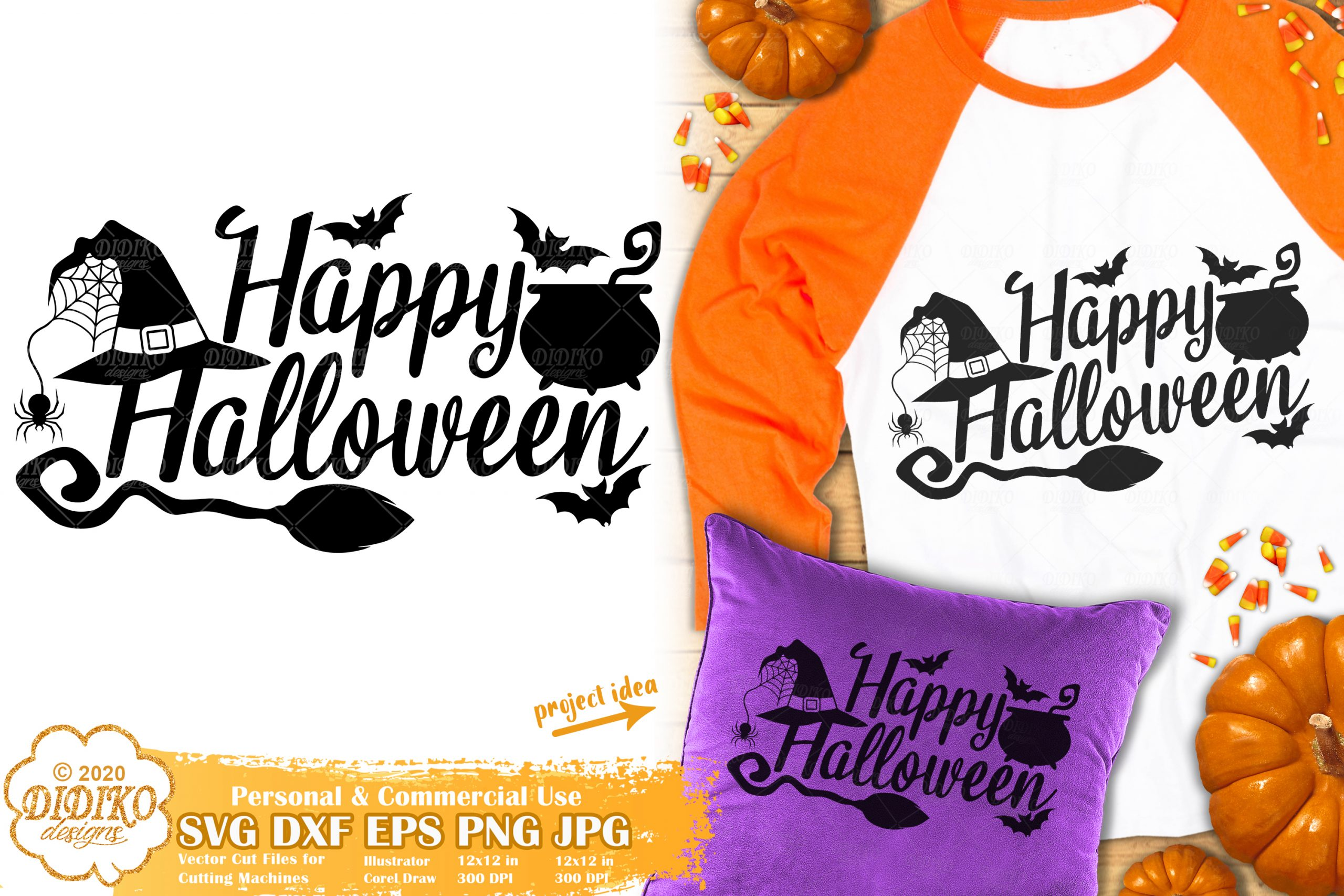 Halloween Quotes Svg  – 211+ DXF Include