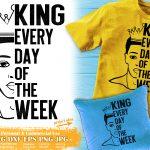 Black King SVG #10