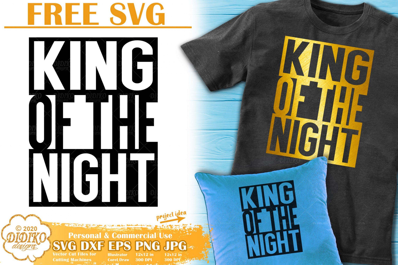 Black Man Free SVG #2 | Black King Svg | Black dad svg