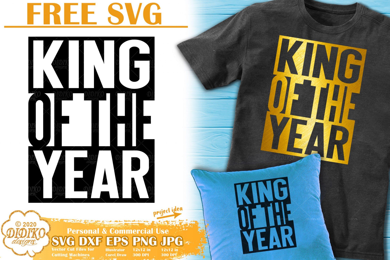 Black Man Free SVG #6 | Black King Svg | Black dad svg