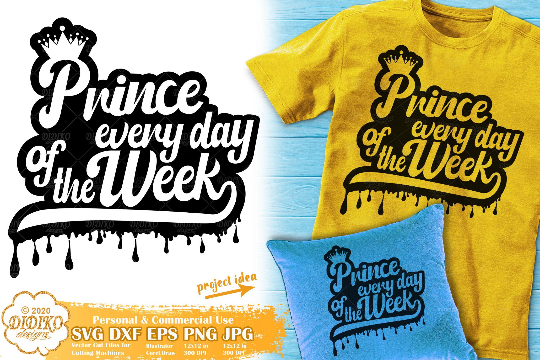 Black Prince SVG #8 | Black Boy SVG | Afro Boy Svg