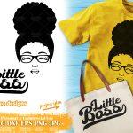 Black Girl SVG Bundle