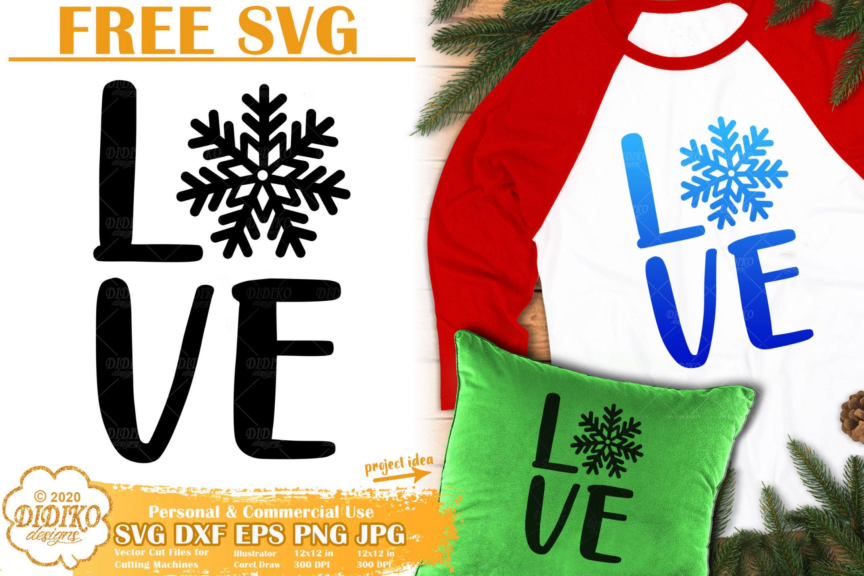 Snowflake Free SVG | Free Christmas Svg Cricut File