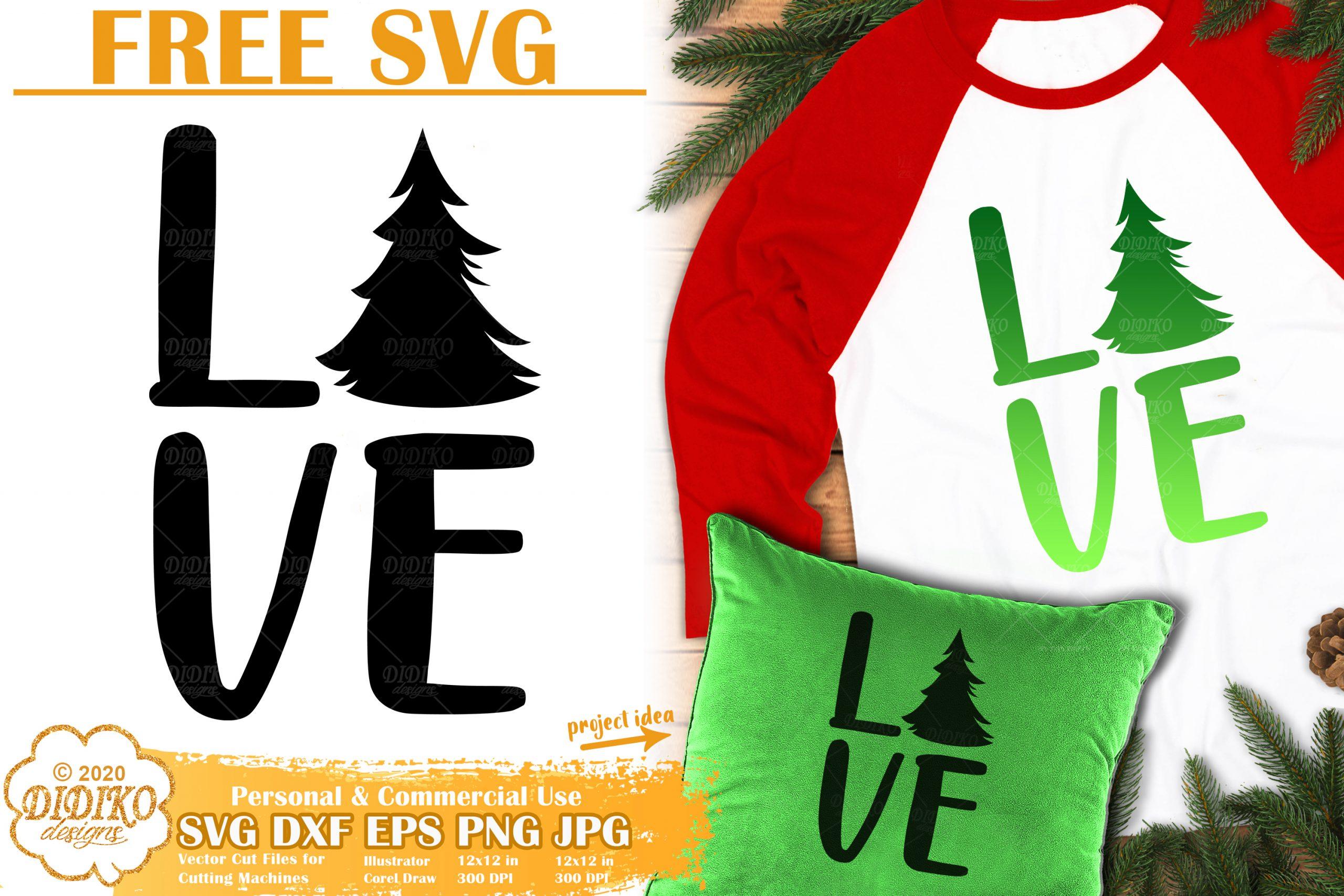 Download Christmas Tree Free SVG | Free Christmas svg cricut file ...