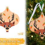 Arabesque Tile Ornament Bundle SVG #4