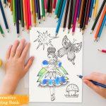 Digital Coloring Book