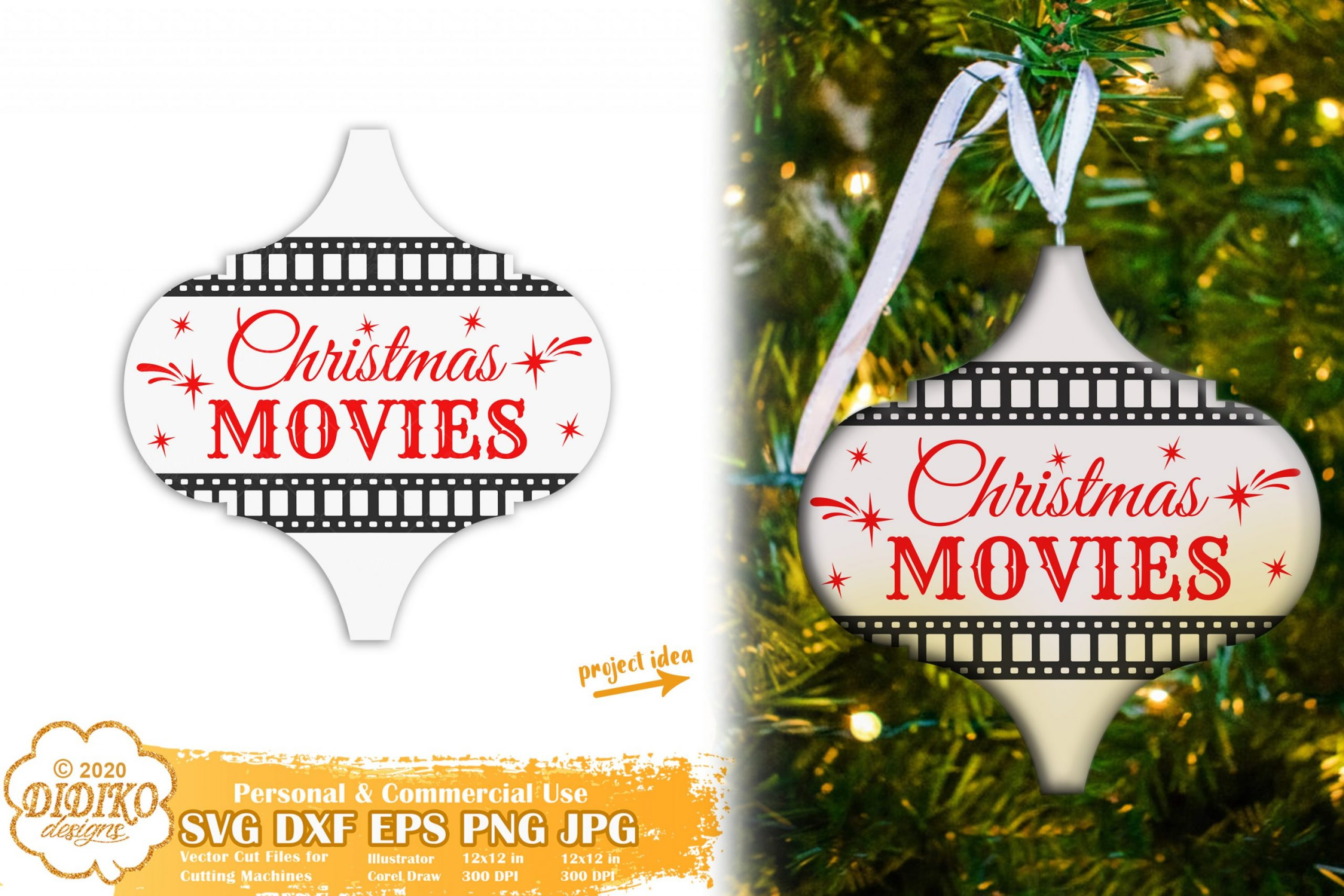 Arabesque Tile SVG #1, Christmas Movies Svg, Family