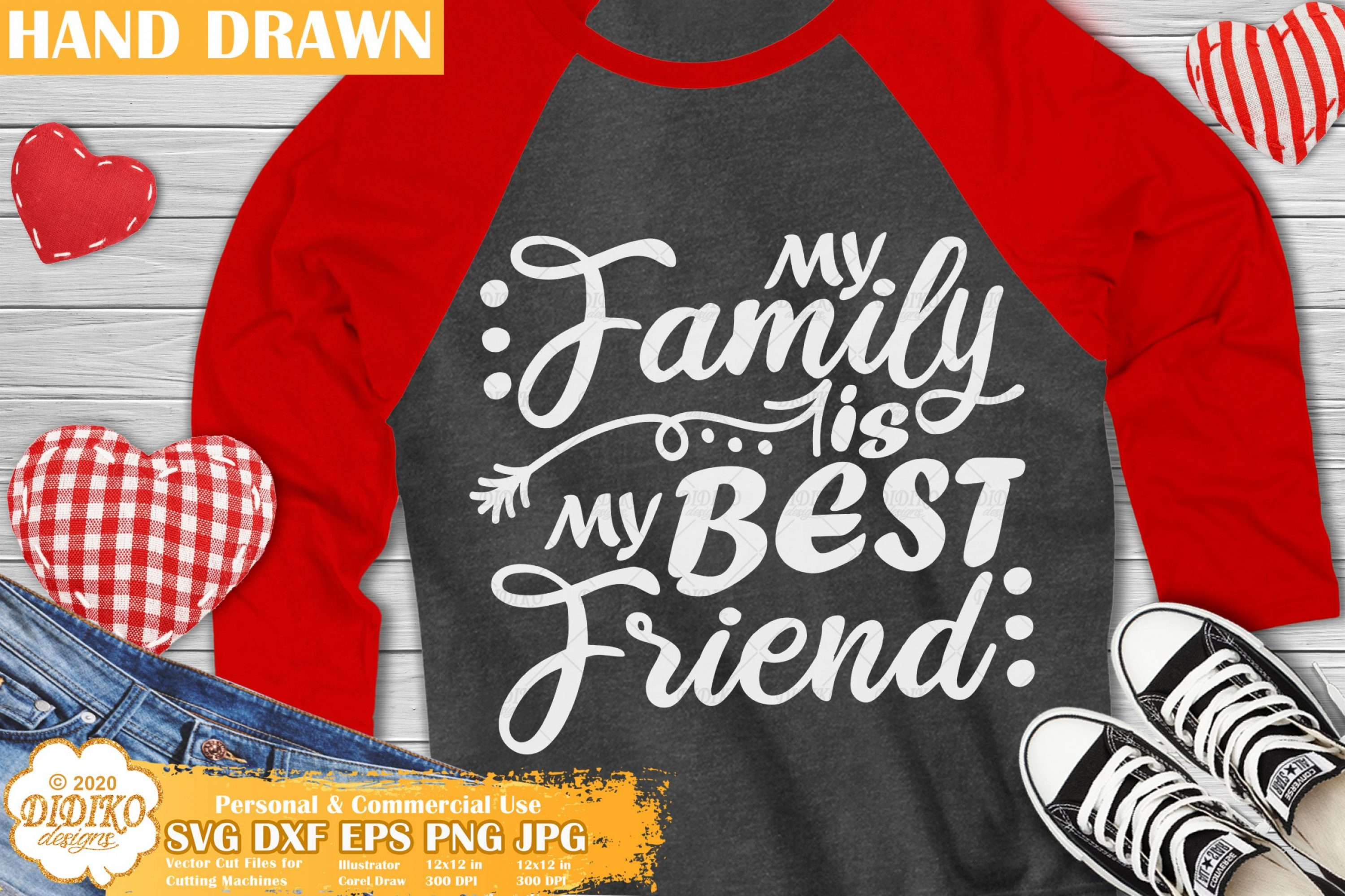 Family Quotes SVG, Best Firend Svg, Family Love Svg