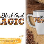 Black Girl Magic SVG #4