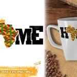 Home Africa SVG