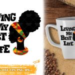 Living My Best Life Svg #8