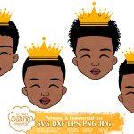 Black Boy SVG Bundle #2