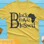 Black Woman Quotes SVG