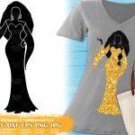 Fashion Woman SVG Bundle