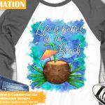 Coconut Sublimation