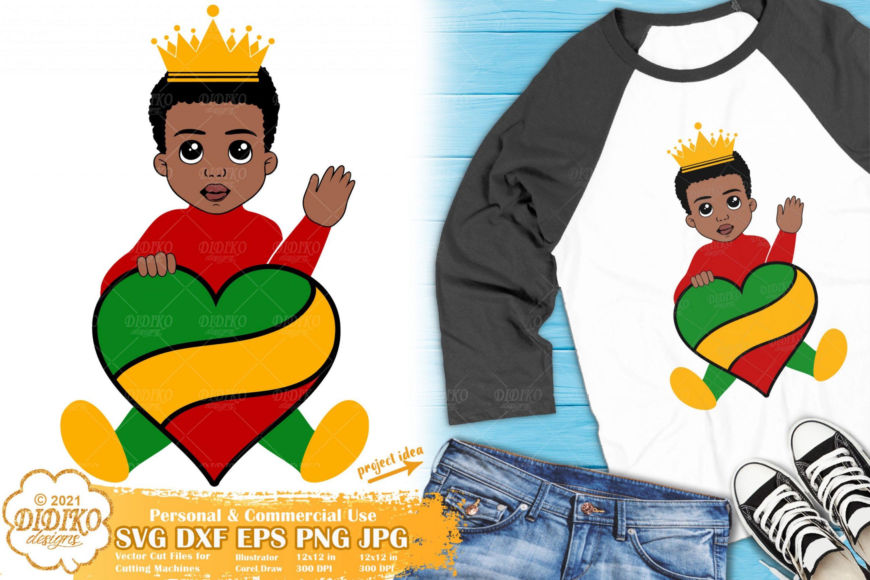 Little Black Boy SVG, peekaboo boy svg, Juneteenth png