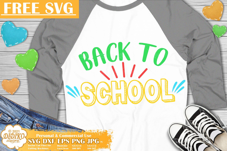 Back To School Free SVG, Teacher Free Svg Png
