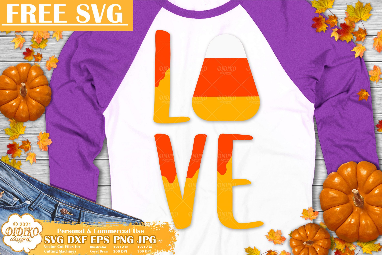 Free Halloween SVG, Candy Corn Svg, Trick or treat svg