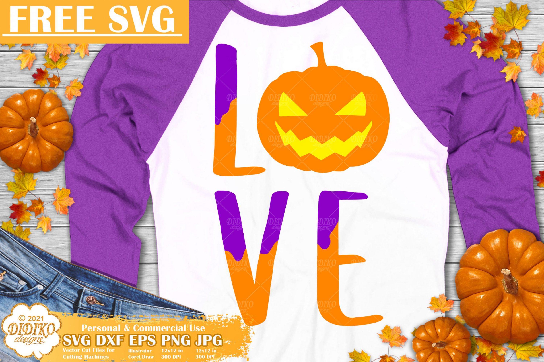 Halloween Free SVG, Spooky Pumpkin Free SVG Png