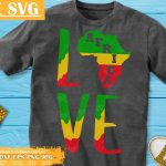 Free Africa SVG #1